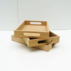 Bandejas Fibrofacil 9mm 20×30 Candy Bar Desayuno