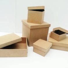 Caja 20x20x20 Tapa Zapato