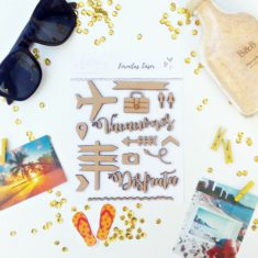 Kit Formitas Vacaciones