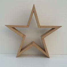 Estrella Decorativa sin fondo