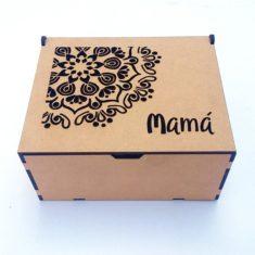 Caja de te Mamá
