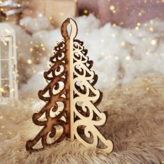 Arbol Navidad Encastre 30cm