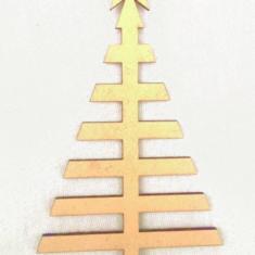 Arbol de Navidad Rústico 30cm