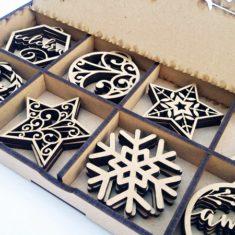 Caja Formitas Especial Navidad