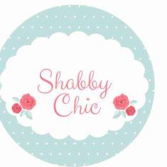 Imprimible para Golosinas Shabby Chic